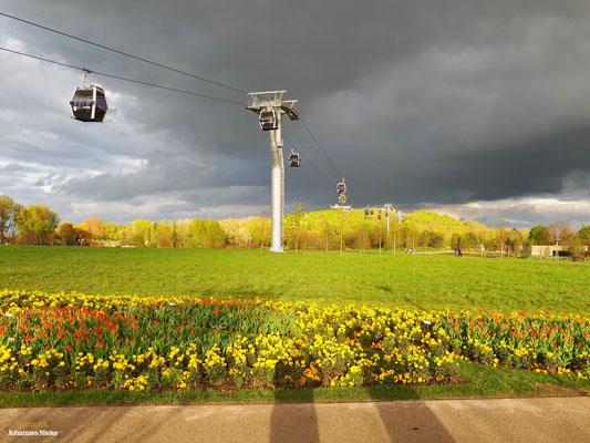 Gärten der Welt Richtung Kienberg