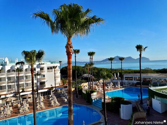 Hotel IBEROSTAR Albufera Playa an der Playa de Muro
