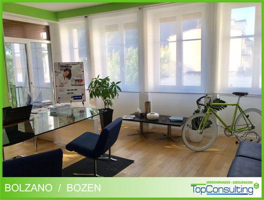 Topconsulting BZ assicurazione versicherung - Bozen