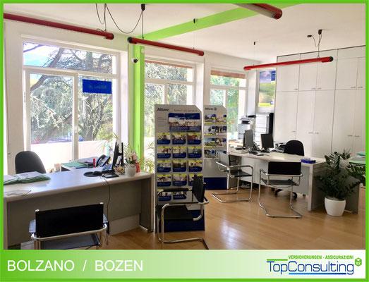 Topconsulting BZ - assicurazione versicherung - Bolzano