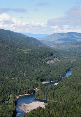 Wells Grey Provincial Park, Clearwater River