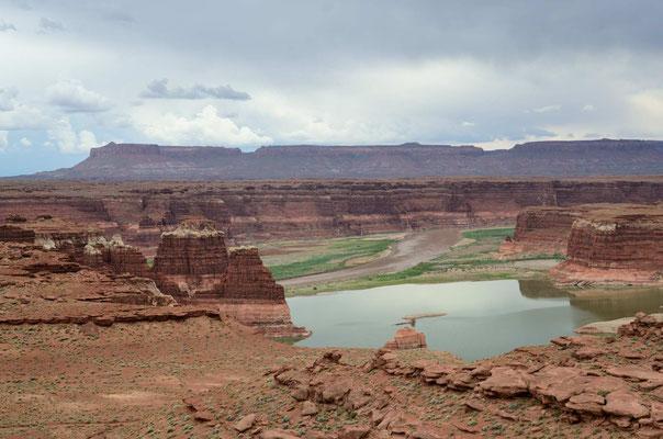Da isser, der Colorado River