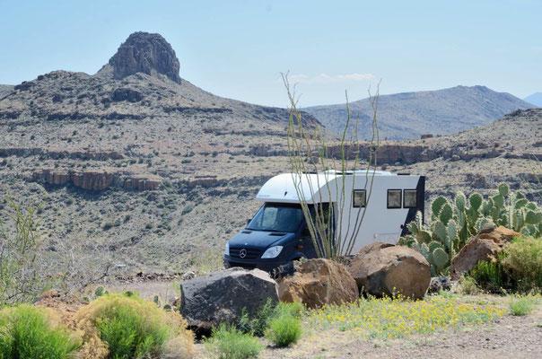 Absrtecher in die Black Hills