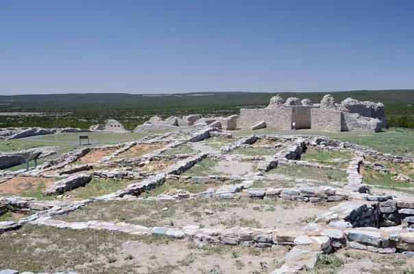 """Eines der """"Salz-Pueblos"""""""