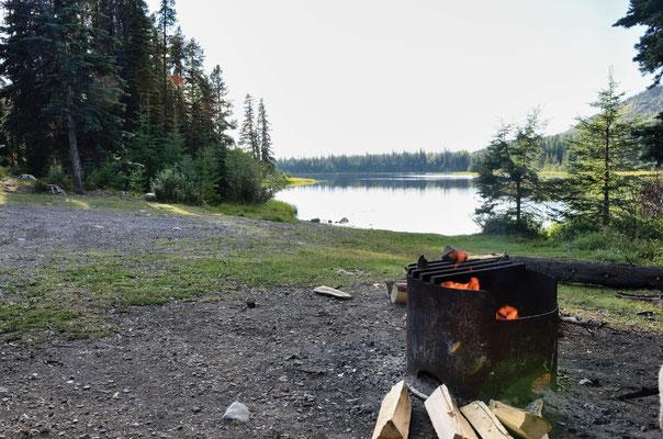 am Helen Lake