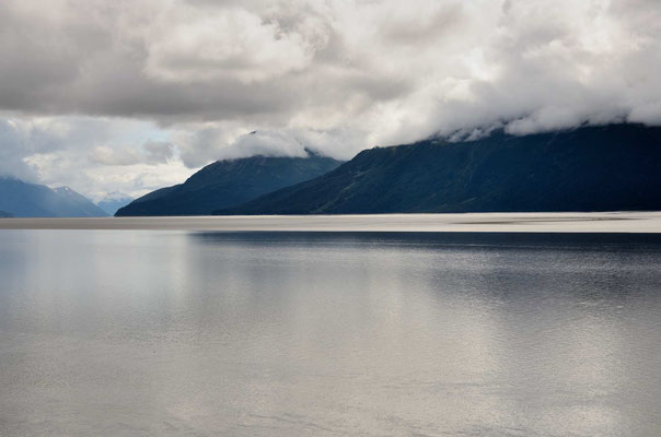 Cook-Inlet bei Anchorage