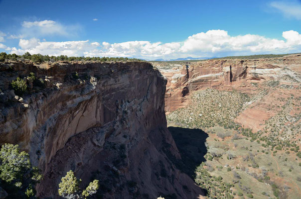 Abstecher zum Canyon de Chelly...