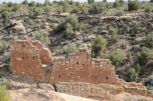 Hovenweep Ruins (ca 800 Jahre alt)