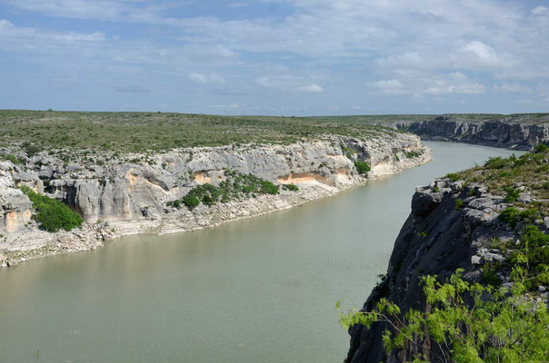 Pecos River Canyon