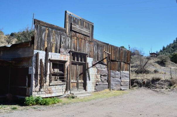 Ghost Town Mogollon