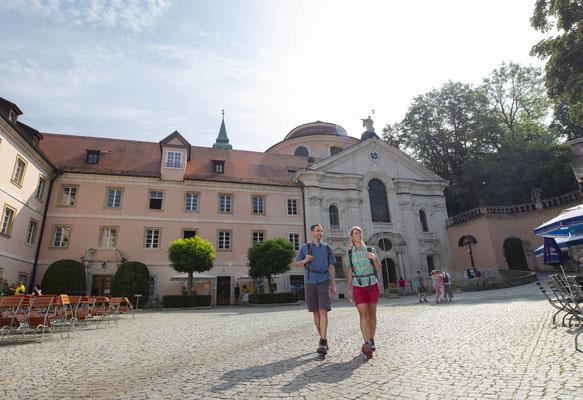 Kloster Weltenburg © Tourismusverband Ostbayern e.V., Fotograf Stefan Gruber