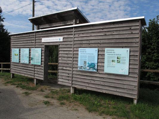 Naturpark-Stand Gmünder, Foto: Michael Körner