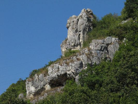 Naturschutzgebiet über Schwabelweis, Foto: Michael Körner
