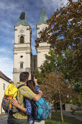 Benediktinerkloster Niederalteich © Tourismusverband Ostbayern e.V., Fotograf Stefan Gruber