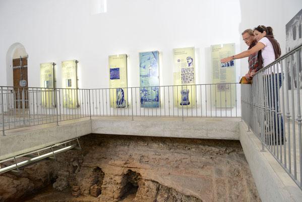 Römisches Museum für Kur-und Badewesen ©Tourist-Info Bad Gögging