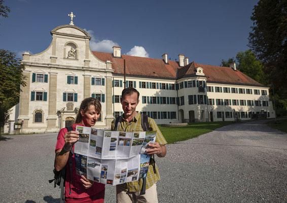 Kostenlos Prospekte und Infomaterial bestellen! Foto: Tourismusverband Ostbayern e.V. - Stefan Gruber