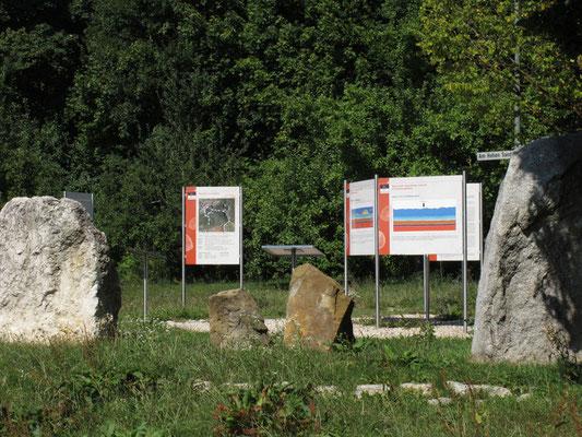 Geologischer Lehrpfad Tegernheim, Foto: Michael Körner