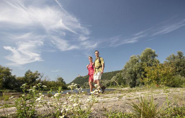 Wandern von Kirchroth bis Bogen  © Tourismusverband Ostbayern e.V., Fotograf Stefan Gruber