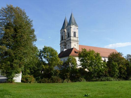 Kloster Niederalteich, Foto: Michael Körner