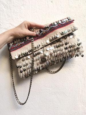 berber tas clutch bag