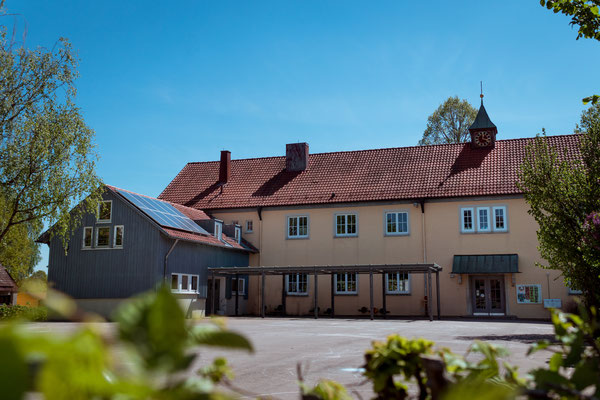 Schulhaus Grundschule Bibersfeld