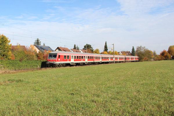 28.11.2016 RE 19035 in Richtung Singen, kurz nach Nufringen