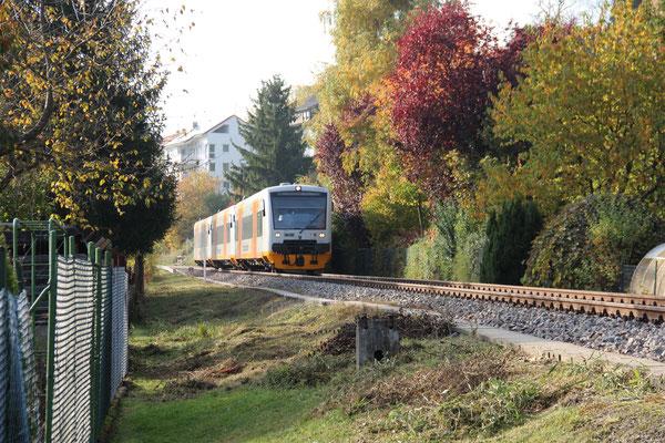28.11.2016 WEG88762 in Richtung Dettenhausen, kurz vor Weil im Schönbuch Untere Halde