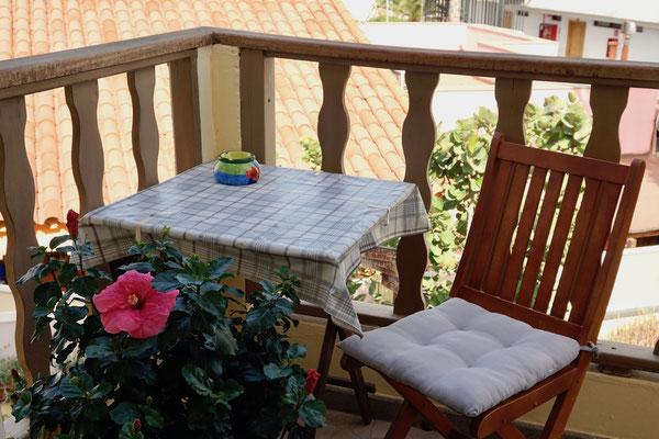 "Kleiner Balkon ""La Gomera"""
