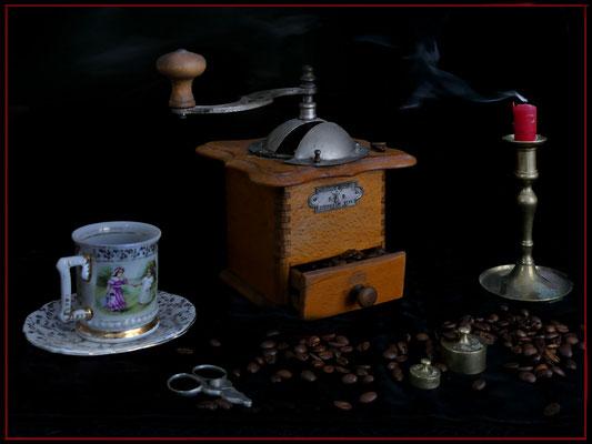 Oktober - Edda Grubelnigg - Time for Coffee