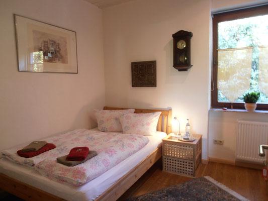 """Themenzimmer """"Rosé"""" als Doppelzimmer"""