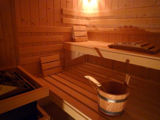 Sauna zwischen MultiKulti und Winzerwohnung