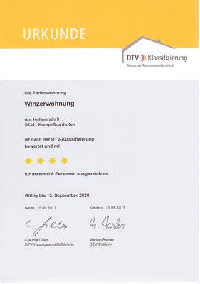 4 DTV-Sterne