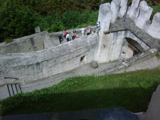 Erster Wall