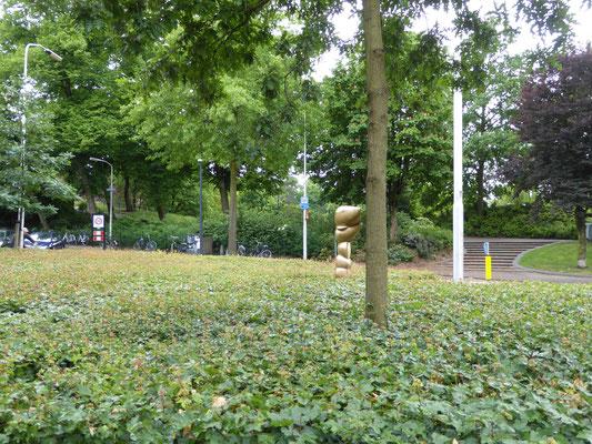 Net voor de Parkweg: de Gouden Engel op de energielijn van Sinte-Ontcommer