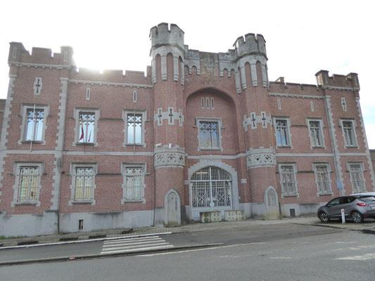 Doornik - het Maison d'Arrêt
