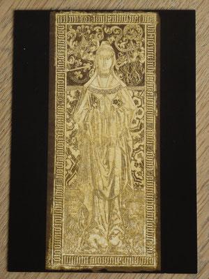 Boekenlegger - Catharina van Bourbon (1440-1469)