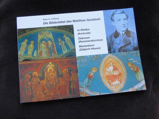 Kanunnik en Domheer Matthias Goebbels heeft meerdere kerken beschilderd.