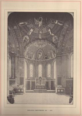 'Rolduc in Woord en Beeld' pagina 33 - ROMAANSCH PRIESTERKOOR - 1891- 1893.