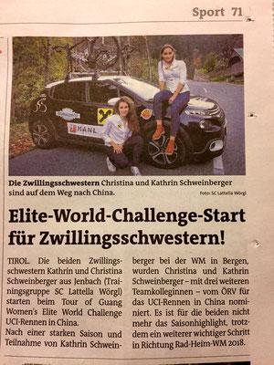 Bezirksblatt Kufstein Woche 43