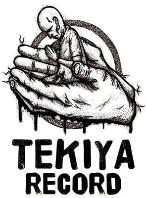 TEKIYA RECORD rogomark