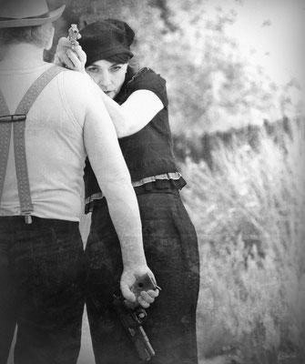Million Dollar Babies - Bonnie and Clyde - Projekt mit Michael Hoth - 2010