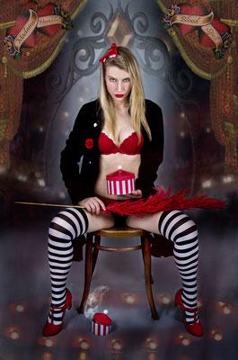 Madame Herzblut und die Büchsen der Pandorra