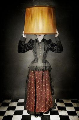 Foto, Kostüm und Bearbeitung Christine von Diepenbroek - 2010