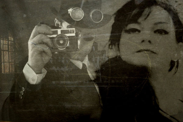 Fräulein Audrey beim Photo-Grafen - 2009