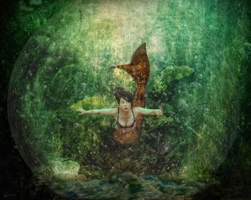 Die singende Meerjungfrau