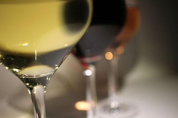 verre vin rouge blanc rosé