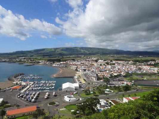 Azoren Hafen