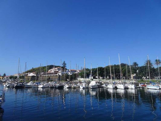 Yachthafen Azoren