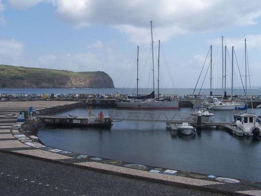 Hafen Horta