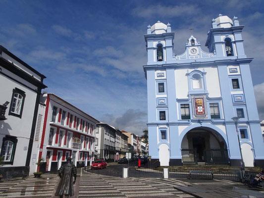 Historischer Ort Azoren